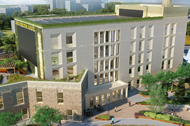 Planning approved for Universi..
